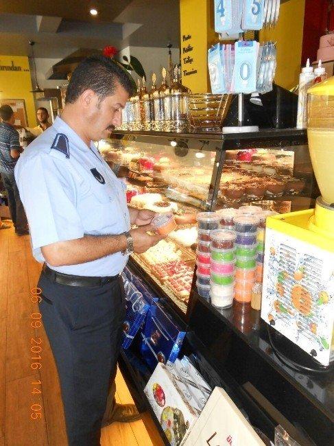 Gebze'de bayram öncesi denetimler arttı
