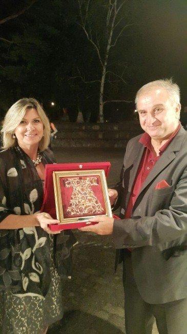 'Tarih başkenti Bursa'ya ikinci ödül