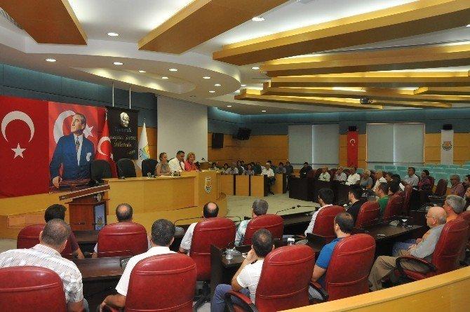 Tarsus'ta müteahhitler birliği kurulacak
