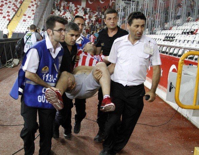 Antalyaspor'un seyircisiz oynama cezası kaldırıldı