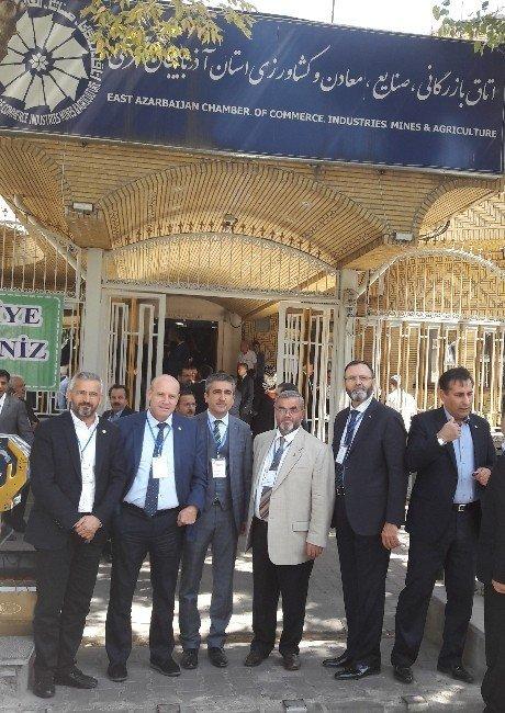 Türkiye'nin ikinci ihracatçı şehrinden İran'a çıkarma