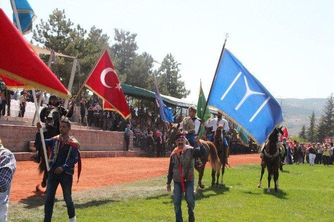 """""""735. Ertuğrul Gazi'yi Anma ve Yörük Şenlikleri"""""""
