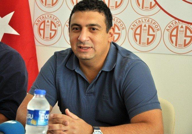 Antalyaspor Başkanı, basketbol hedeflerini açıkladı