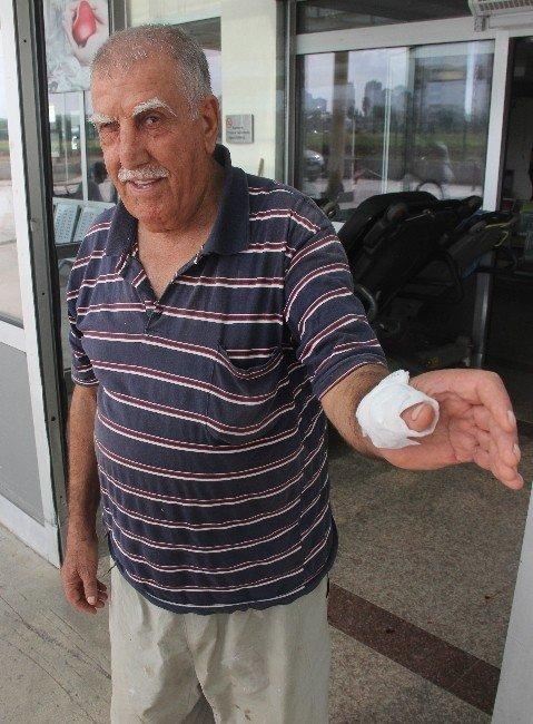 Adana'da 103 acemi kasap kendini kesti