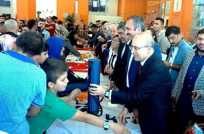 AK Parti Gaziantep İl Başkanlığında Bayramlaşma