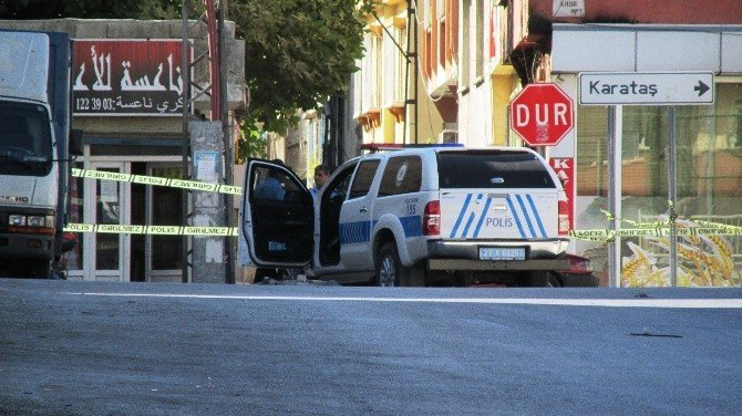 Bombalı saldırı ihbarı polisi harekete geçirdi