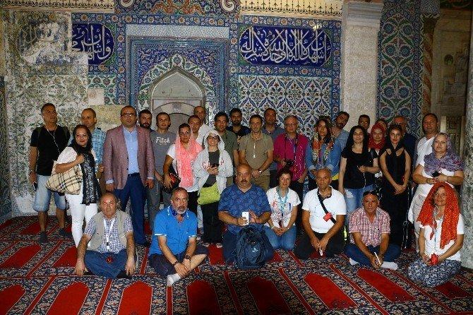 """""""Mimar Sinan Eserleri"""" kültür turizmi rotası haline geliyor"""