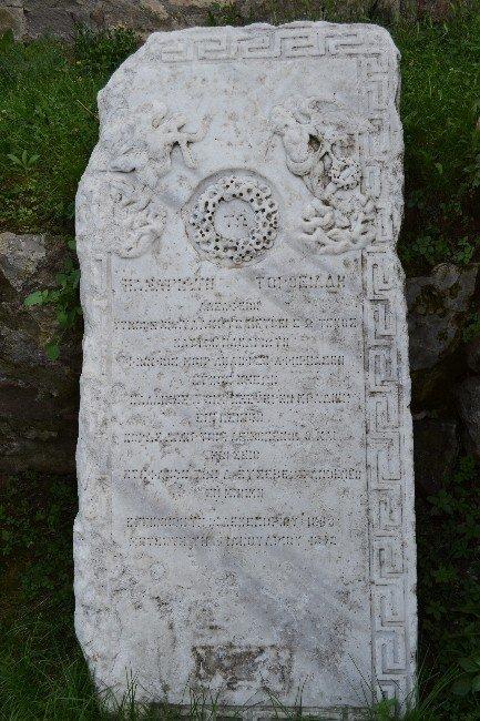 Osmanlı'nın son mezar taşları