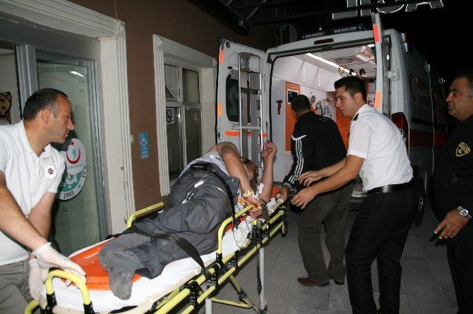 Konya'da otomobil elektrikli bisiklete çarptı: 2 ölü