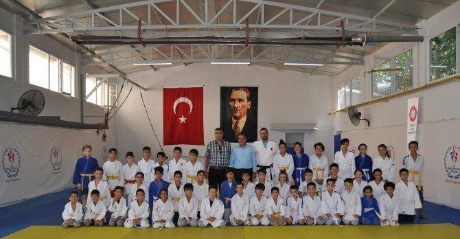 Büyükşehir judocuları turnuvalara hazırlanıyor