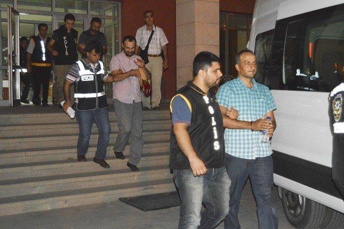 FETÖ kapsamında 6 öğretmen tutuklandı