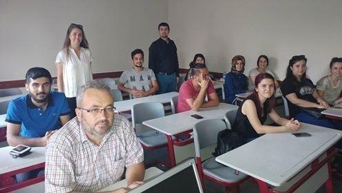 Havran Halk Eğitim'ten İşaret Dili Kursu