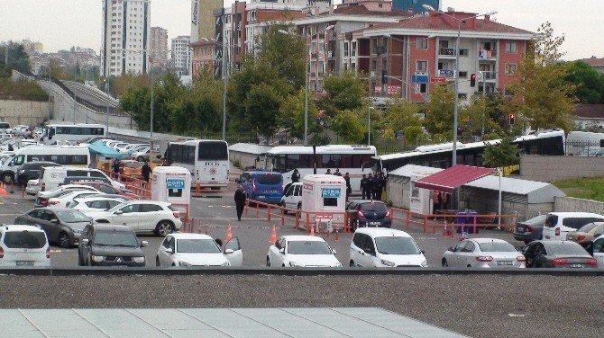 Anadolu Adalet Sarayı'nda FETÖ/PDY operasyonu