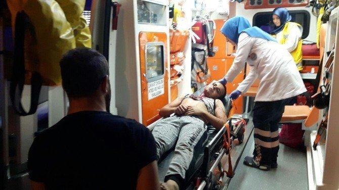 Konya'da Suriyeli uyruklu genç, sokak ortasında bıçaklandı
