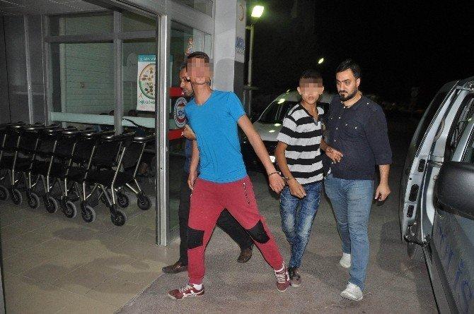 Konya'da üç hırsızlık şüphelisi tutuklandı