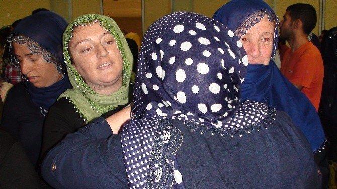 Mardin'de ilk hac kafilesi dönüş yaptı