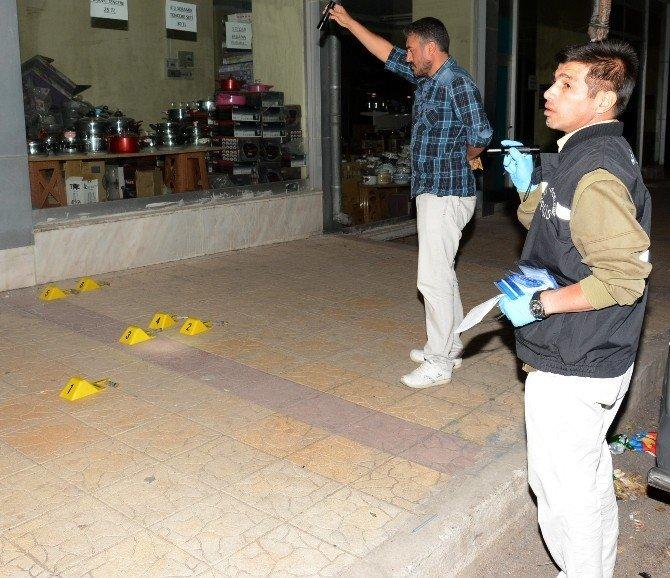 Aksaray'da tüfekli saldırı: 2 yaralı