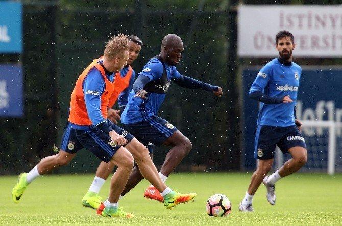 Fenerbahçe'de Gaziantepspor maçı hazırlıkları sürüyor