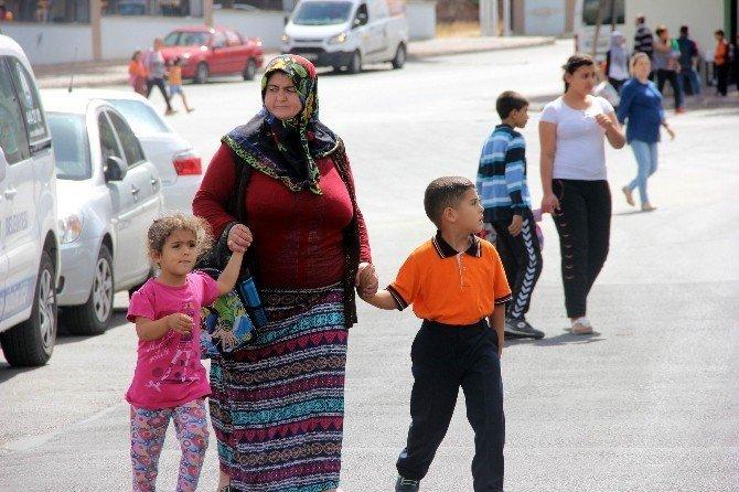 Gaziantep'te velilerin okula girişi yasaklandı