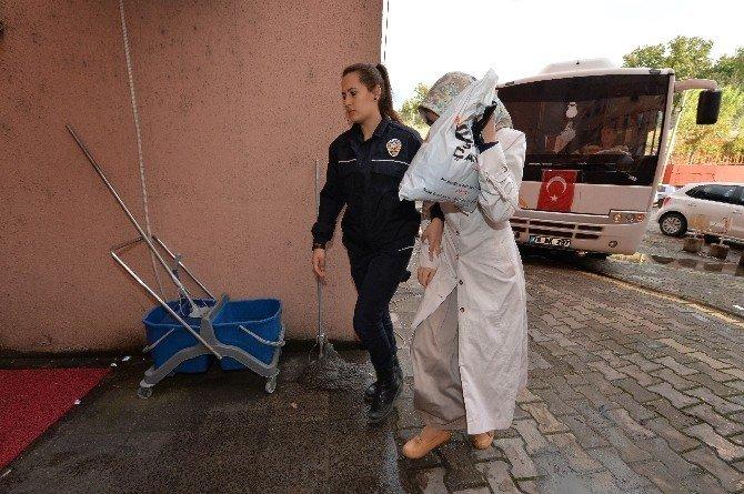 Karabük'te FETÖ operasyonunda 17 kişi adliyeye sevk edildi