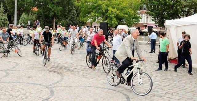 'Otomobilsiz Kent Günü' etkinliği düzenlendi
