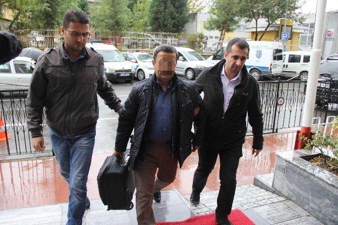 Samsun'da FETÖ operasyonu: 17 gözaltı