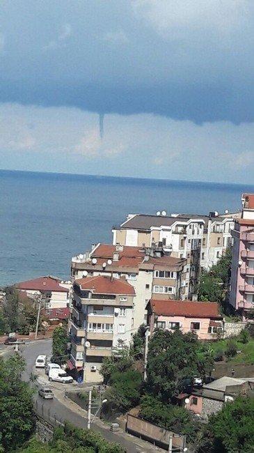 Zonguldak'ta hortum