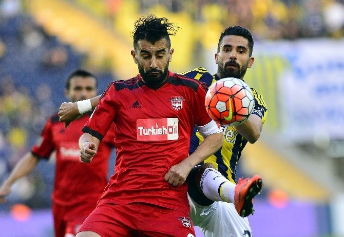 Fenerbahçe ile Gaziantepspor 61. randevu