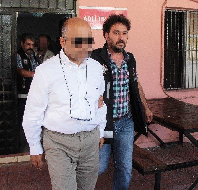FETÖ'den gözaltına alınan Adanalı 6 ünlü işadamı adliyeye sevk edildi