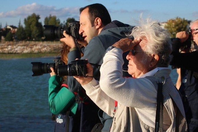 İslam ülkelerinin ünlü fotoğrafçıları Beyşehir'de