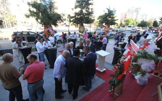 Köprülü Çelik Kapı Adana Showroomu açıldı