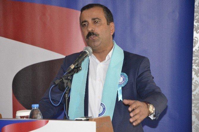 Sağlık Sen'de zafer Özdemir'in