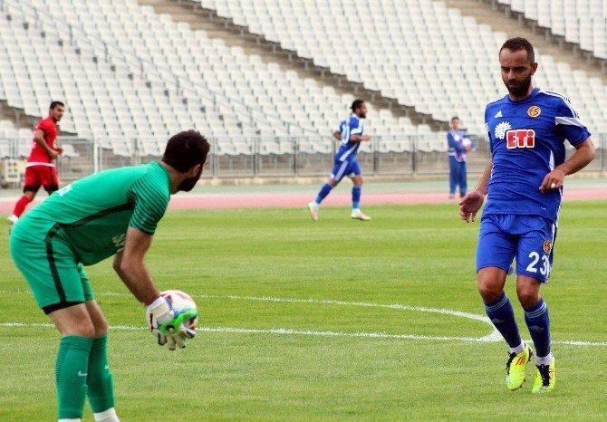 Ümraniyespor: 2 - Eskişehirspor: 2