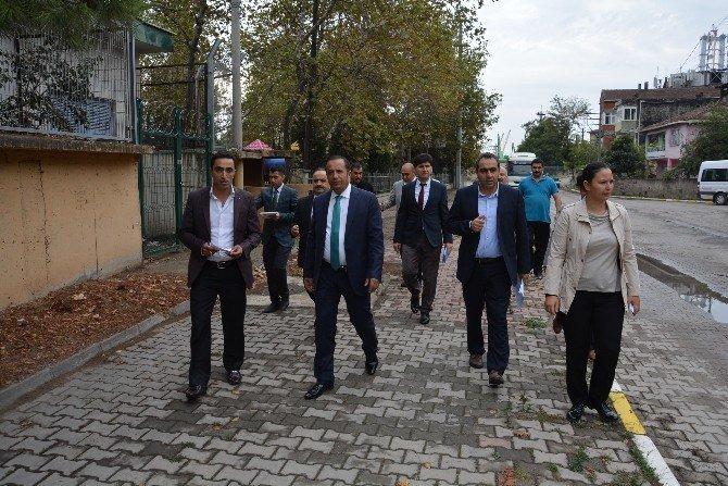 Başkan Toltar, mahalle inceleme gezilerini sürdürüyor