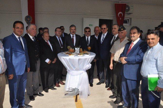 Çevvik Kuvvet Şube Müdürlüğü'nün yeni hizmet binası açıldı