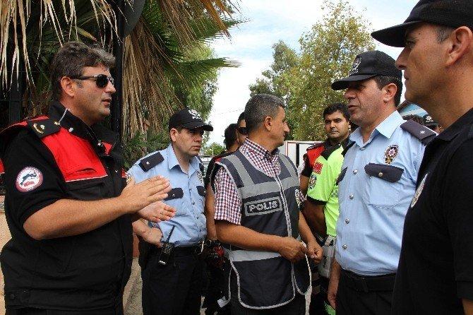 Fethiye polisinden  'Huzur' uygulaması