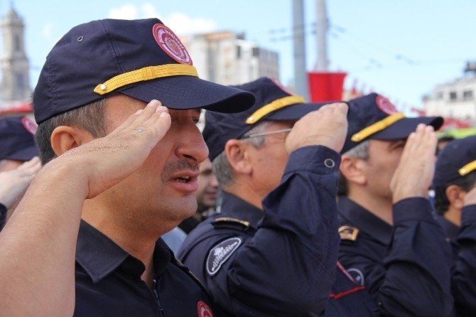 İstanbul İtfaiyesi 302 yaşında