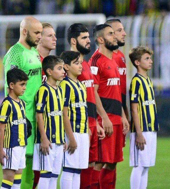 Nabil Ghilas ilk golünü attı