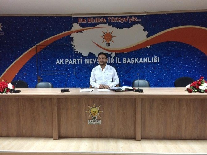 AK Parti Gençlik Kolları haftalık toplantısını yaptı