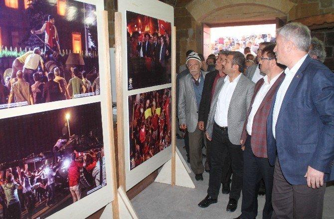 """Bayburt'ta """"15 Temmuz Milli İradenin Yükselişi"""" Sergisi"""