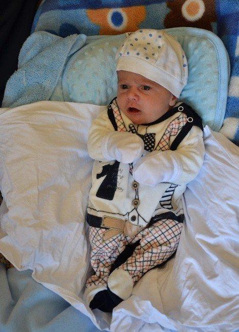 Sığınmacıların bebeklerine verdiği anlamlı isim