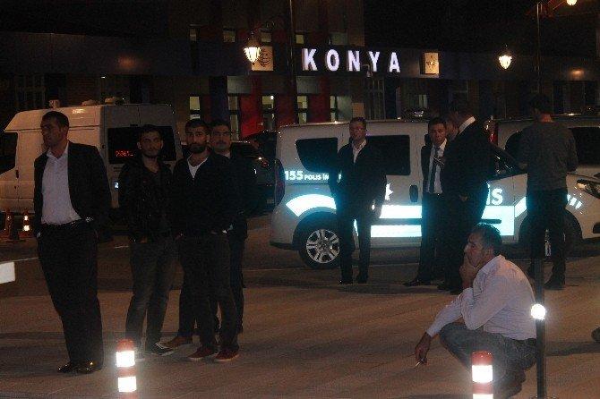 Konya Garındaki bomba ihbarı asılsız çıktı