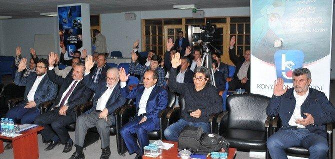 """Kütükcü: """"Türkiye'yi kıskaca almaya kimsenin gücü yetmeyecek"""""""