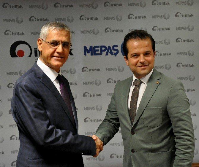 MEPAŞ ve İttifak Holding indirimli elektrik satış protokolü yenilendi