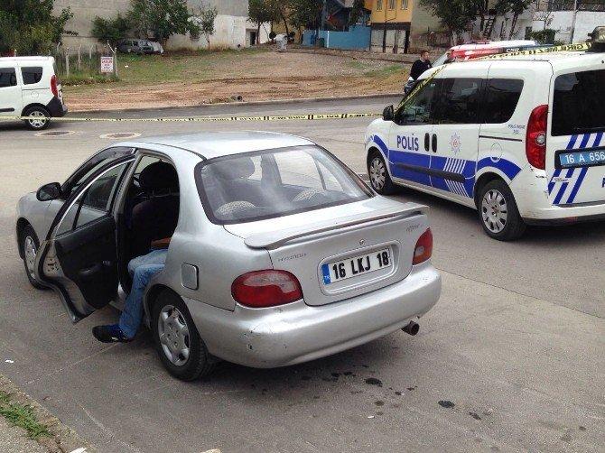Otomobilde erkek cesedi bulundu