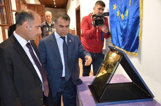 Vali Mehmet Aktaş Safranbolu'da incelemelerde bulundu
