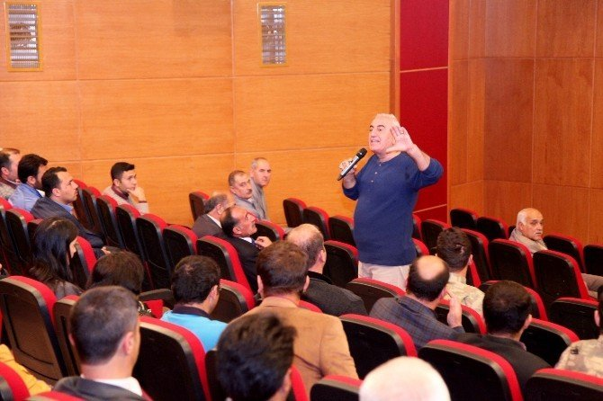 Ahlat'ta protokol ve nezaket kuralları eğitimi