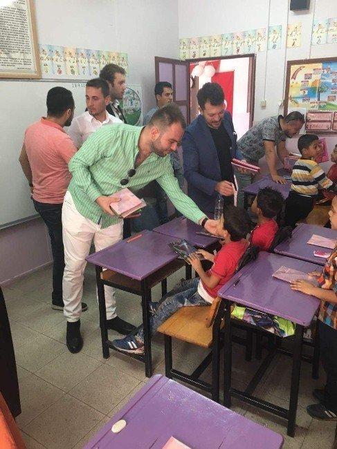 AK Parti İl Gençlik Kollarından eğitime destek
