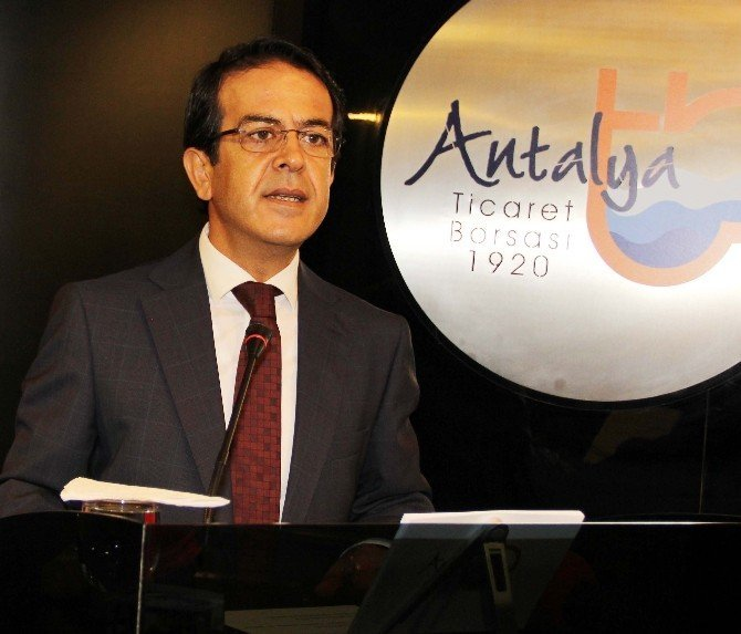 Antalya tarımına küresel baskı