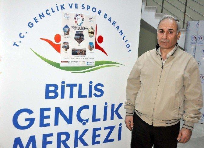Bitlis'teki gençlik merkezlerinin faaliyetleri